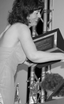 D.R. during the Ceremony of the XXXIV International Flaiano Prize 2007